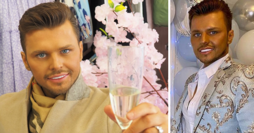 The Yorkshire lad who spends £10k to look like Ken doll idol