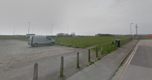 Boy, 9, dies after being hit by lightning as he played football