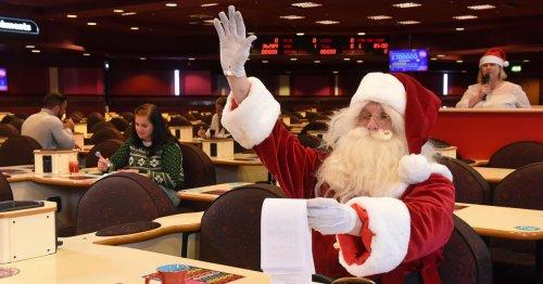Huddersfield's Mecca Bingo is throwing a huge Christmas party - in JUNE