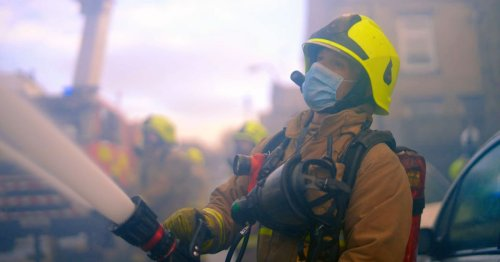 Yorkshire firefighters trend on Twitter after TV appearance