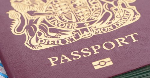 Urgent warning issued for anyone in the UK with a red passport