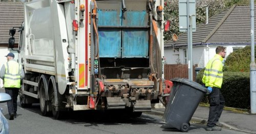 UK's 'rubbish reform' could see houses with seven bins