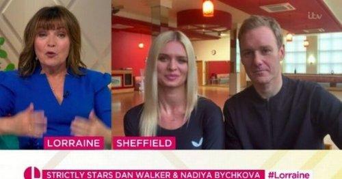 Dan Walker says partner Nadiya came into his life 'at the right time'