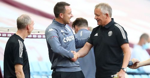 Sheffield United next manager odds as John Terry closes gap
