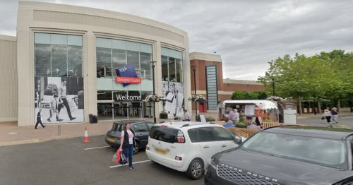 The York Designer Outlet shops which won't reopen on April 12