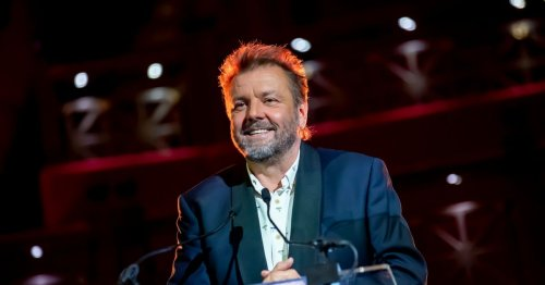Homes Under the Hammer host Martin Roberts rushed to A&E