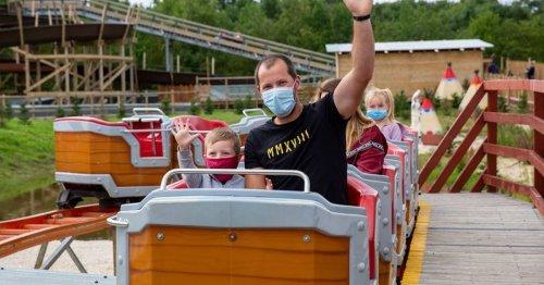 Theme park U-turns 'ridiculous' face mask rule after furious backlash