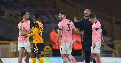 Wolves boss Santo makes Blades prediction after brilliant gesture