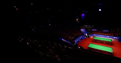 World Snooker Championship 2021 - who's through, draw details and highest break