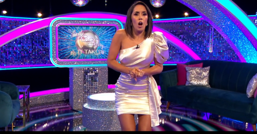 John's cheeky offer to Craig as Strictly fans floored by Janette