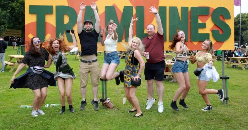 53 photos of festival-goers at Tramlines in Sheffield as thousands attend