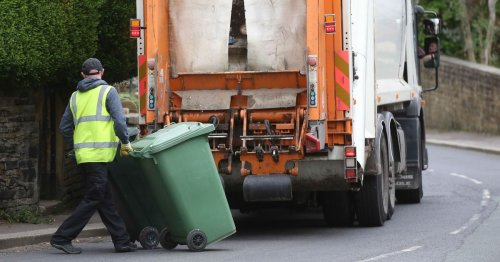 Hundreds of Kirklees bins won't be collected on the right days this week
