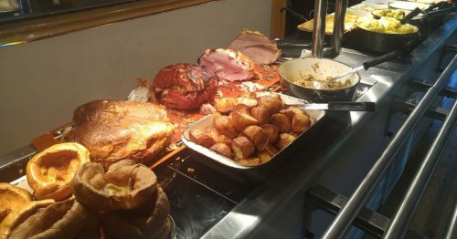 The 'best carvery in Yorkshire' where guests rave about the roasties