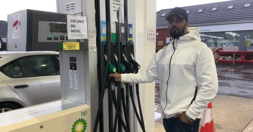 The Huddersfield petrol stations boss who was prepared for UK's fuel crisis