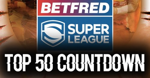 Super League's Top 50 players of the 2021 season revealed