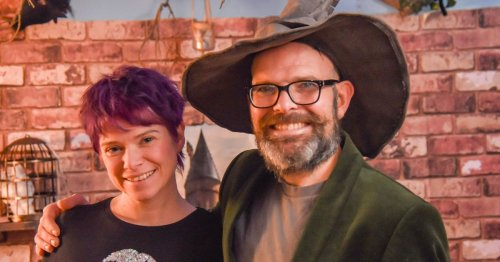 Wizard themed tea room The Steel Cauldron plans grand reopening