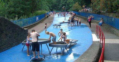 Joy as Sheffield's hidden outdoor splash centre finally reopening