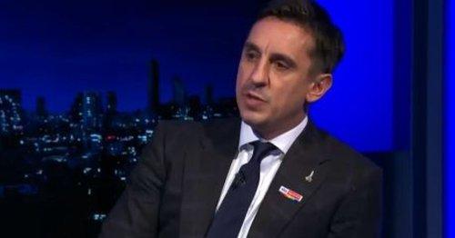 Gary Neville's 'Super League six' plan hands United relegation lifeline