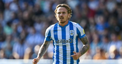 Danny Ward's lack of goals is not necessarily a fair reflection on him so far