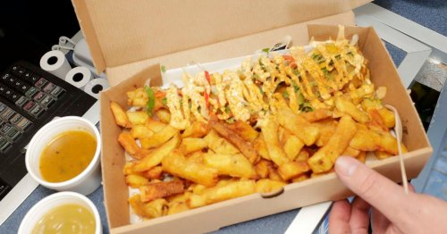 Huddersfield chippy serving fish and chips like you've never had before