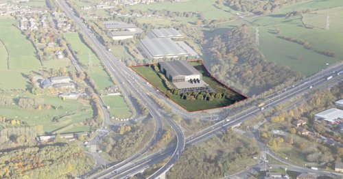 Huge industrial estate next to M62 at Chain Bar could get even bigger