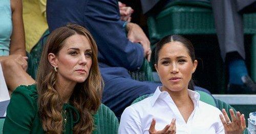 Kate Middleton 'refuses to let Meghan walk all over Royal Family'