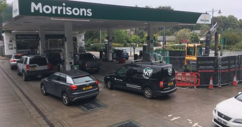 Why are people panic buying fuel? The latest on UK 'fuel shortage'