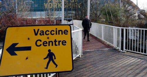 Almost half of Kirklees has had the Covid vaccine