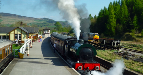 Yorkshire's magnificent steam railways for scenic days out