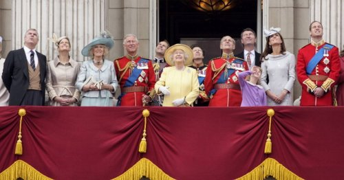 Royal family member 'to be removed' from Queen's Platinum Jubilee events
