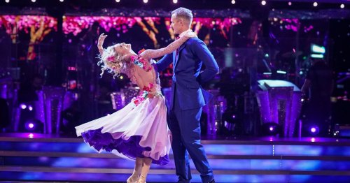 Strictly fans 'finished' as Dan Walker gushes over wife