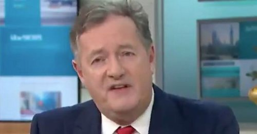 Piers Morgan left GMB set to avoid 'headbutting' Alex Beresford