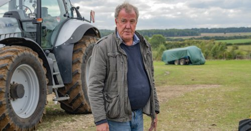 Jeremy Clarkson's hilarious review of Clarkson's farm after he's asked if it's family friendly