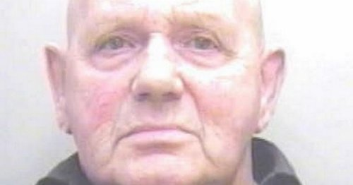 Paedophile found in cell gasping for breath suffers miserable death