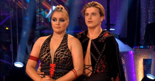 Strictly fans furious after judges reveal scores for Tilly and Nikita