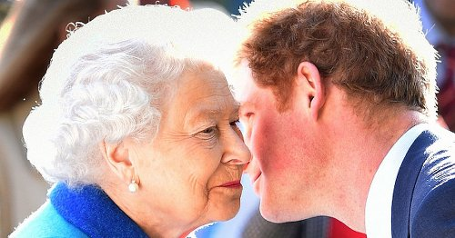 The touching reason the Queen will never give up on Prince Harry