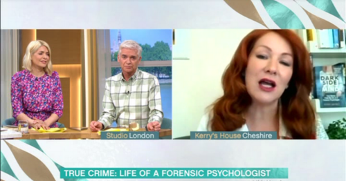 This Morning guest who worked with Yorkshire Ripper 'doesn't believe in evil'