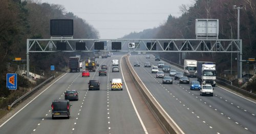 Drivers could face £100 fines and three penalty points with new motorway cameras