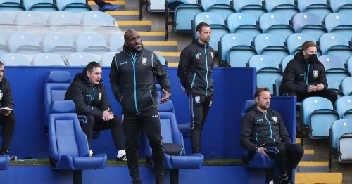 Darren Moore steps away from Sheffield Wednesday duties due to illness