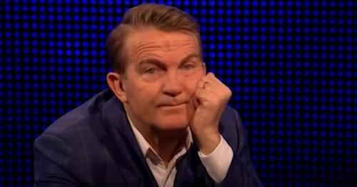 Bradley Walsh storms away from The Chase contestant after answer