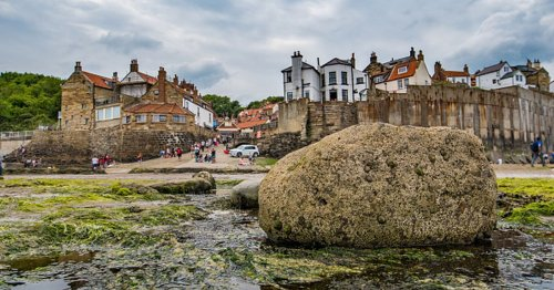 Stunning Yorkshire seaside village one of the prettiest places in the UK