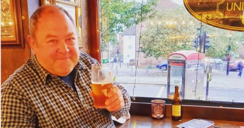Game of Thrones actor spotted enjoying a drink in Yorkshire bar
