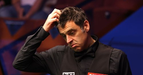 'Stay away' - Ronnie O'Sullivan on how Sheffield snooker fan 'harassed' him