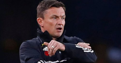 Paul Heckingbottom's first words on Daniel Jebbison and Blades victory