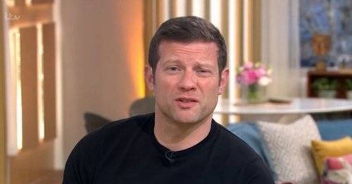 Dermot forced to end debate on This Morning after 'disgusting' remark