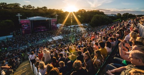 Scarborough Open Air Theatre's epic 2021 gigs set to make millions
