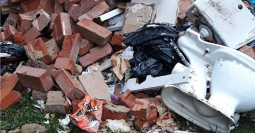 46 Kirklees flytippers, litter louts and dog fouling culprits caught out