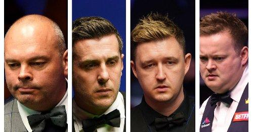 World Snooker Champs 2021 - latest SF scores and highest break so far