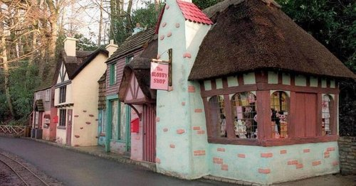 Inside bizarre Mr Blobby theme park years after it was demolished