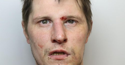 Burglar covered in cuts jailed for raids on homes in Calderdale